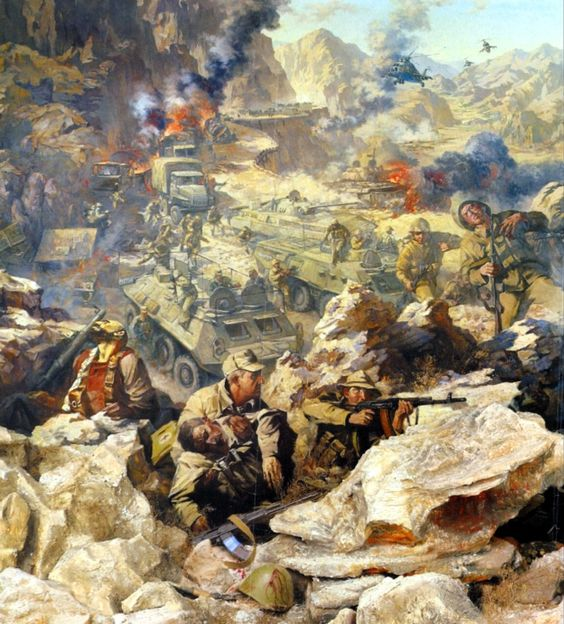 vietnam war vs soviet afghan war Soviet-afghan war features 57 stand alone scenarios and 3 campaigns to choose from a wide sampling of actions from all over the country during this 9 year conflict.