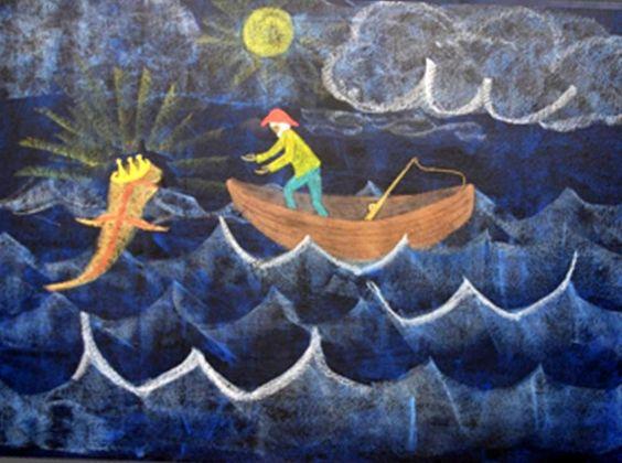 VRIJESCHOOL in beeld: 1e klas sprookjes | VRIJESCHOOL