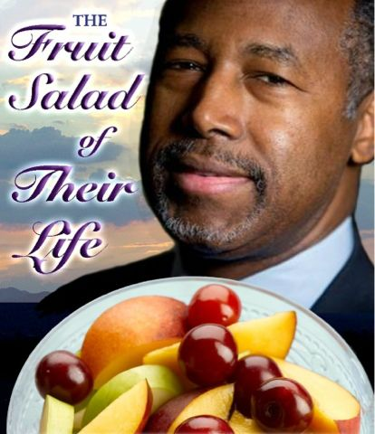 Ben Carson Tossed Fruit Salad at the #GOPDebate and Twitter Ate It Up. But Here's What They Failed to Ingest | Crepes & Watermelon