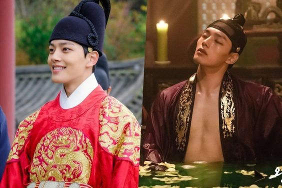 """Director And Yeo Jin Goo Rave About Upcoming Drama """"The Crowned Clown"""""""