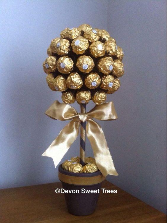 Lindt Lindor Ferrero Rocher Sweet Tree Ferrero Rocher