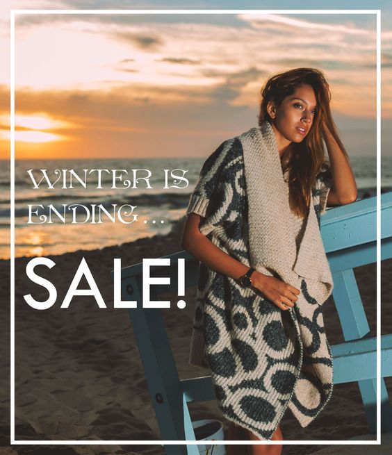 End of winter sale~! Make sure to use code: pinfs101 to get free shipping~