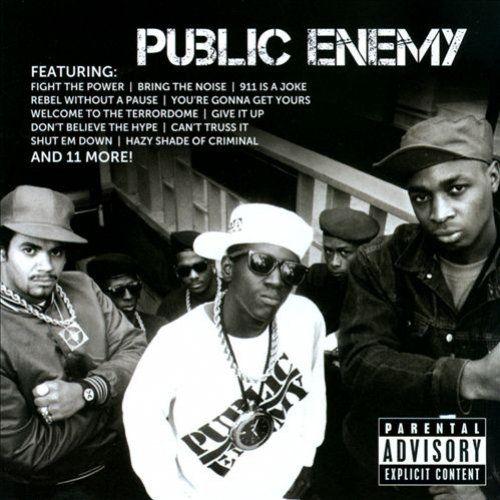 Public Enemy, Zakk Wylde – Bring the Noise 20XX (single cover art)