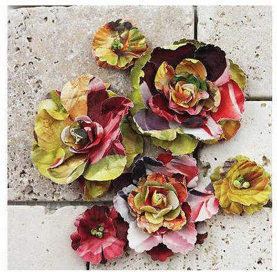 Various Flower tutorials
