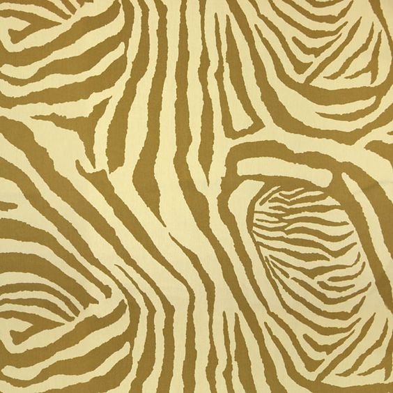 Outdoor Fidji 2 - Tecidos de decoração com animais - Dekostoffe gemustert
