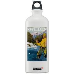 Sweden Fisherman Sigg Water Bottle 1.0 liter, $27.99