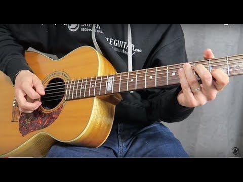 Chris Stapleton Tennessee Whiskey Guitar Lesson Youtube Guitar