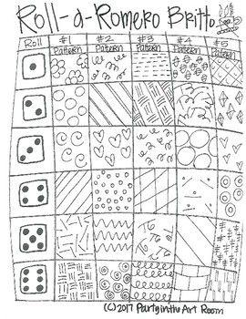 Art Lesson Inspired Hearts Art Game Art Sub Plans Art