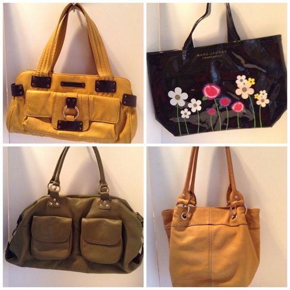 Tignanello, Relic, Perry Ellis, Franco Sarto, Bo Bo Bags & much more. On eBay on sale. Go to Fashion Boutique 29. Thank you.