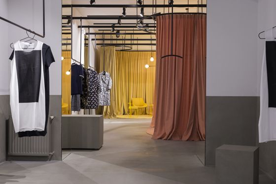 Retail Reimagined New Store Projects Concept Store Showroom Design Retail Store Design