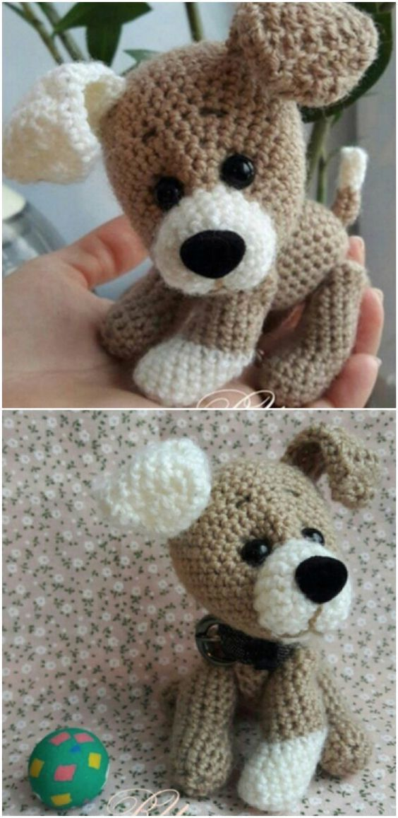 Lovely Amigurumi Doll, Animal, Plant, Cake and Ornaments Pattern ... | 1157x564