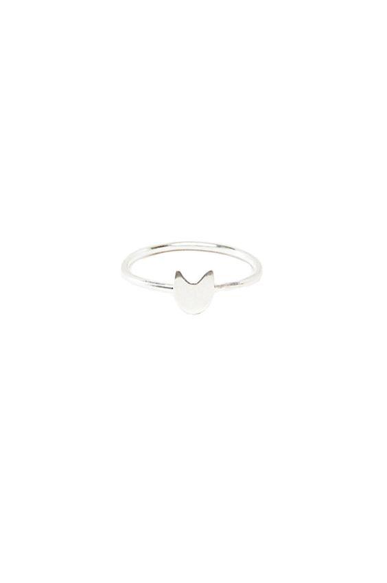 Simple Cat Ring