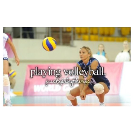 Volley ball is the coolest sport ever! I'm going to play it all through high school & college if they have it.(: