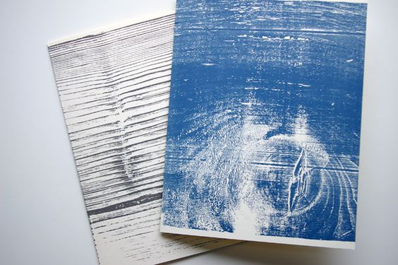 Cards with wooden print. For Blue Sparrow Press by Snap+tumble.