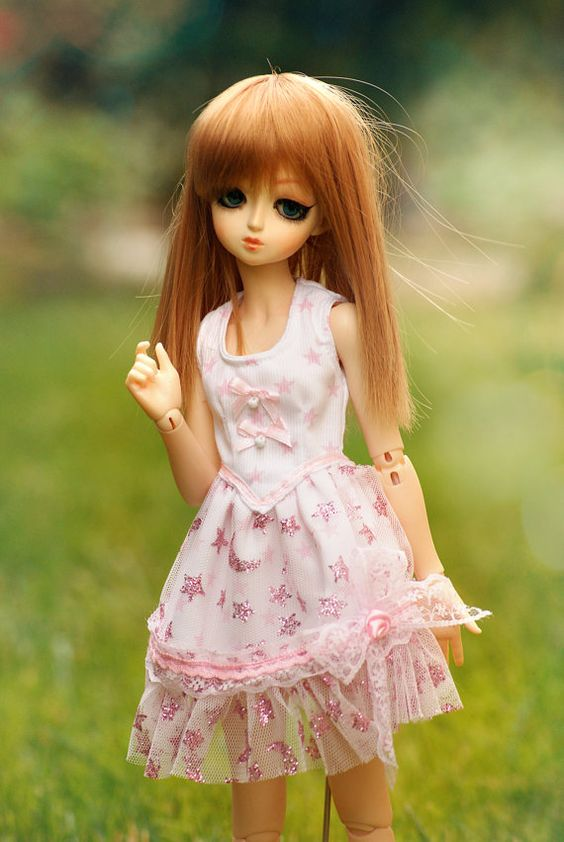 MINIFEE Pink Cute Dress por DollyBoutiquee en Etsy, €20.70