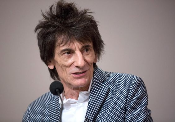 (Photo: Dave J Hogan via Getty Images)  Celebrity Parents With The Most Children:   Ronnie Wood At present, Ronnie is a father of four, but that's all about to change, following the announcement that he's to become a father again at the age of 68, as his wife is currently pregnant with twins.