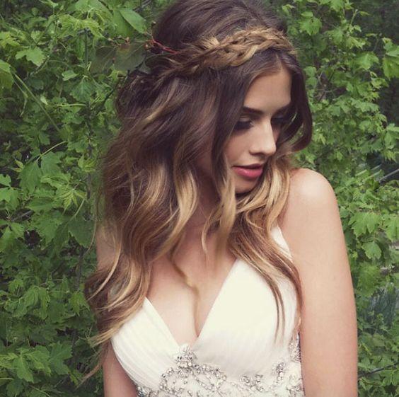 Headband braid by Marina Laswick