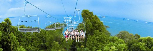 Enjoy high scaling off the ground to view the entire picture! Find out more at http://www.singaporecitytour.com.sg