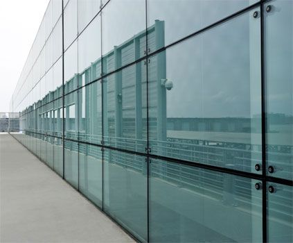 Glazing Aluminum Window Wall Systems Curtain Wall