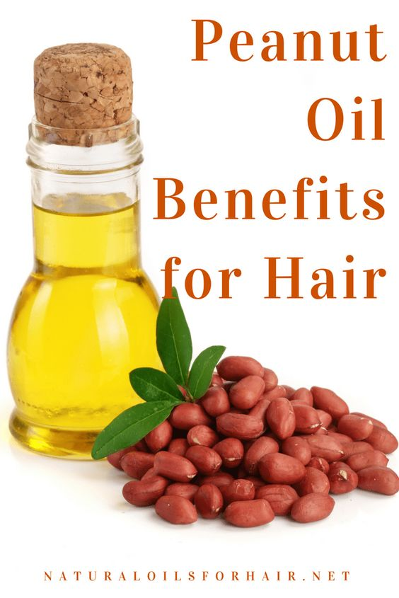 Peanut oil benefits for hair and peanut oil recipes for dandruff and dry scalp. #hair #haircare #healthyhair #beauty #peanutoil #groundnutoil #nutoils #naturalhair #teamnatural #naturaloils