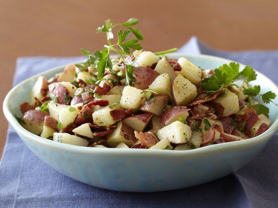 German Potato Salad Recipe Alton Brown