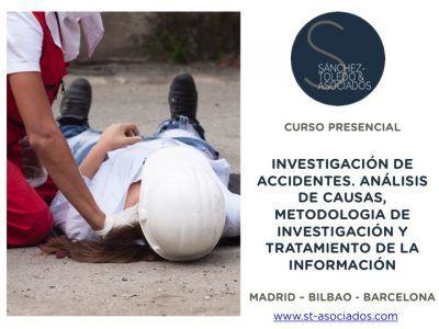 Curso: Investigación de Accidentes