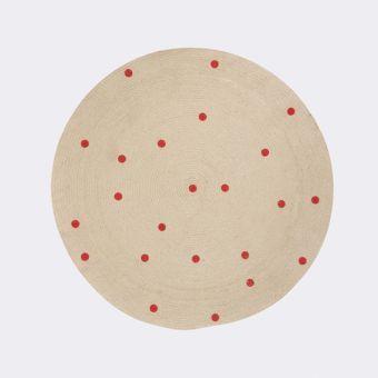 Round Carpet Dots