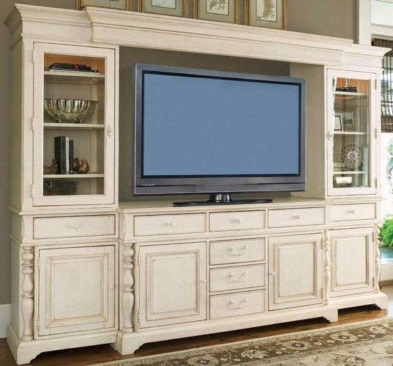 Universal Paula Deen Linen Entertainment Console UF-996966-3-20-21 Can you do only lower