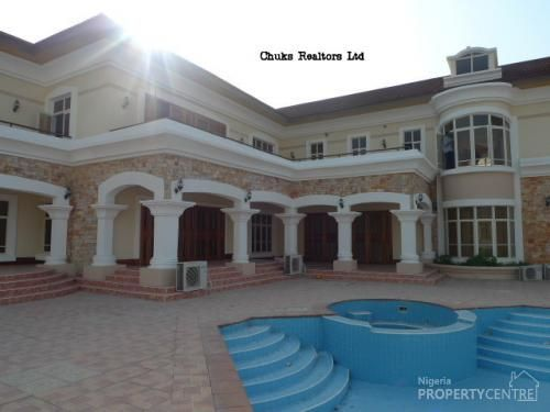 Mansion in abuja nigeria home sweet naija home for Houses in abuja nigeria