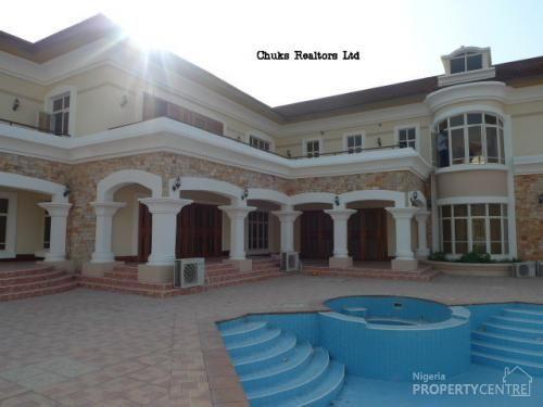 Mansion in abuja nigeria home sweet naija home for Houses in abuja nigeria