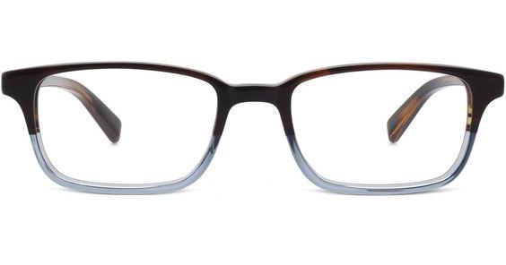 Warby Parker Wilkie in Eastern Bluebird.