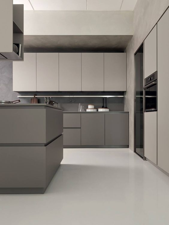 Hasenkopf Projekt Corian Küche mit Spüle Küchen Pinterest Lofts - spülbecken küche günstig
