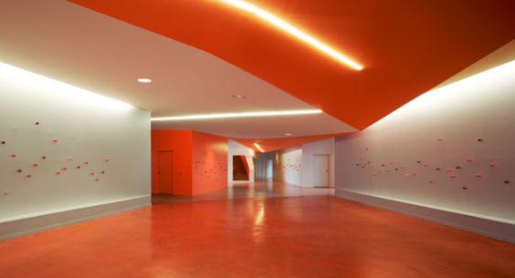 Coulon Ass Group Of Schools Josephine Baker Arquitetura - Easily coolest school world