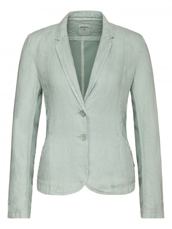 linen blazer grey jade sandwich fashion spring 39 16 mode pinterest grijs blazers en mode. Black Bedroom Furniture Sets. Home Design Ideas