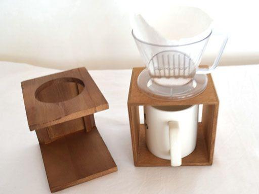 Seriaで見つけた コーヒードリップスタンド を使ってみました Yahoo 不動産おうちマガジン ドリップスタンド インテリア 収納 コーヒー