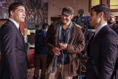 Imagem De Behind The Scenes From Dusk Till Dawn And Robert Rodriguez Dusk Till Dawn Zane Holtz Dj Cotrona