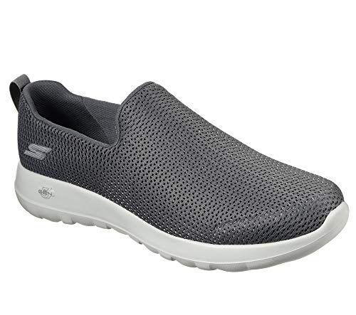 Skechers Mens Go Walk Max Athletic Air Mesh Slip On Walking Shoe