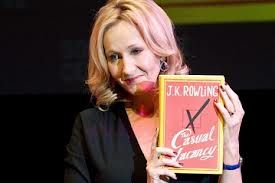 "#PersonalBrandNews: J.K. Rowling's book ""The Casual Vacancy"" to be made in to a 3 part TV series by BBC and HBO according to Variety Magazine"