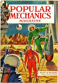 Popular Mechanics magazine cover
