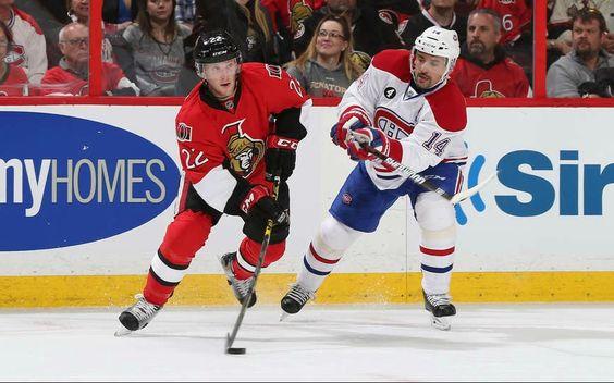 4.19.15 Habs vs Sens - Pleke - Photo by Andre Ringuette/NHLI via Getty Images