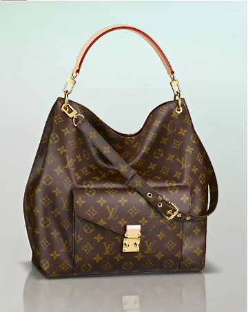 Louis Vuitton Metis Monogram tote