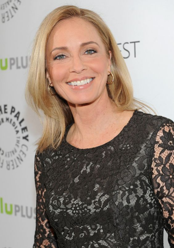 Susanna Thompson. Talented and beautiful in every roll she plays.