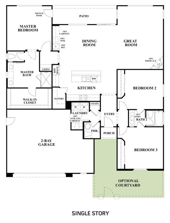 Woodside Homes Floor Plans woodside homes floor plans – house style ideas