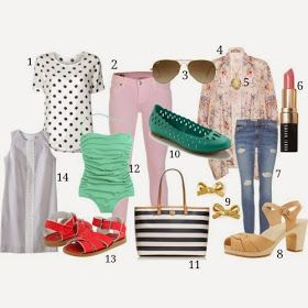 Spring 2014 Fashion Must Haves