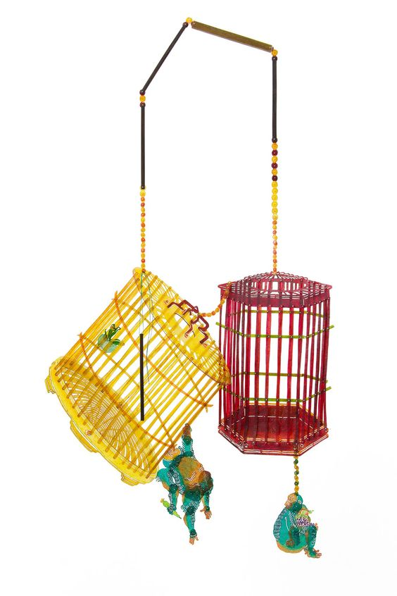 Candidate selected student category ENJOIA'T 2016 / The Cages by Wei Zhou: