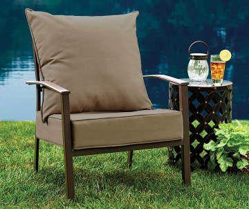 Deep Seat Patio Cushion Collection Big Lots Deep Seating Outdoor Cushions Patio Cushions