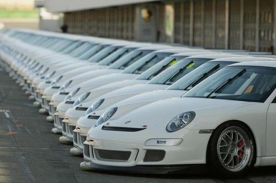 Pick your Porsche