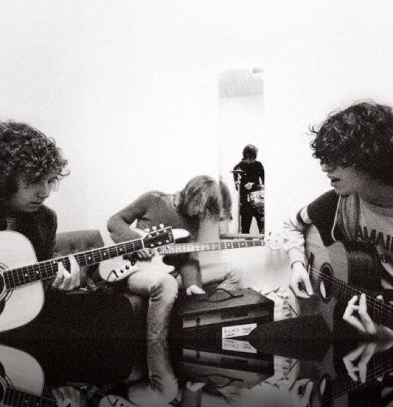 The Kooks are a British rock band formed in Brighton, East Sussex, in 2004