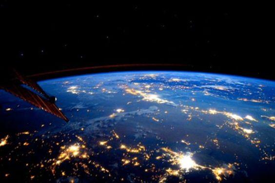 El astronauta Scott Kelly retrata un año en el espacio