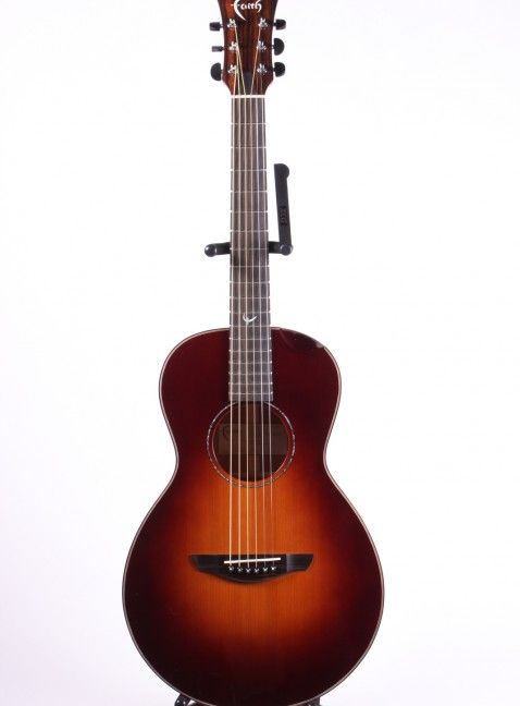 £739 - Faith FMEHG-BNC Mercury Parlour | Vintage Guitar Boutique